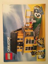 LEGO Creator 4996 Books 2 and 3 Instructional MANUALS BOOKS ONLY