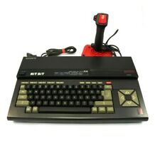 MSX Konsole Hit Bit 75D + Joystick + Zub. [Sony]