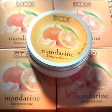 Styx Mandarine Körpercreme 200ml Naturkosmetik Bio Vegan Fruchtig Frisch Shea