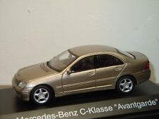 Mercedes C-Klasse Avantgarde - Schuco 1:43 in Box *34937
