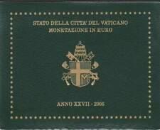 Vaticaan/Vatican BU set 2005 / 1 cent - 2 euro KMS