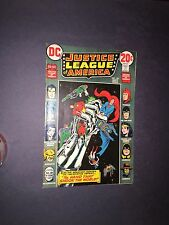Justice League of America 101 Raw 8.5 / 9.0 Bronze Age Key DC Comic I.G.K.C L@@K