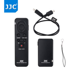JJC 100M Wireless Remote Controller for Sony A6600 A6500 A6400 A6300 A6100 A5100