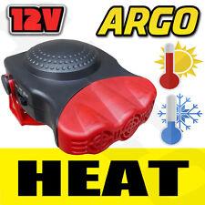 12V Volt Céramique Ventilateur réchauffant chauffage auto Camionnette