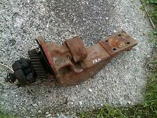 Farmall F20 Tractor Original Ihc Magneto Drive Assembly Gear Amp Ih Mount Bracket