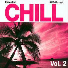 NEW Essential Chill Volume 2 Boxset (Audio CD)
