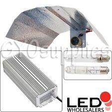 FLASH SALE! 400 Watt Ballast Hydroponic HID Grow Light MH & HPS Bulb & Reflector