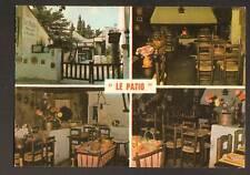 """FONTVIEILLE (13) RESTAURANT-SALON DE THE """"LE PATIO"""""""