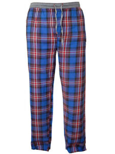 Luca David OG - Loungewear - Pants - Home Pants - blue checked red