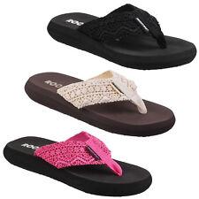 ca310873f7520 Rocket Dog Spotlight Flip Flops Slip On Beach Womens Fashion Shoes Ladies