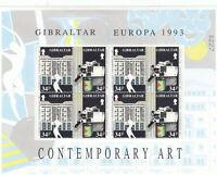 283765 / Europa Cept ** MNH BLOCK Gibraltar