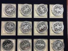 5M6)    999er Silbermedaillen 20 Gramm in PP EURO GEDENKPRÄGUNGEN, freie Auswahl