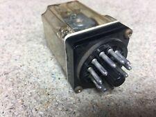 KMK3P Keyswitch Relay 11-Pin 110 Volt