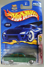 Hot Wheels 1:64 Scale 2002 Flamin' Hot Wheels Series FORD THUNDERBOLT