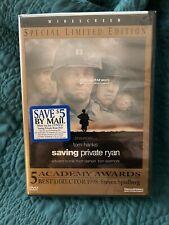 Saving Private Ryan New Sealed dvd, Ltd Ed. Spec Ed. wide Screen, Dolby! Ed.