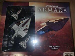 Star Wars Armada Galactic Republic Starter Fleet - NEW
