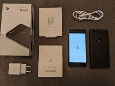 Google Pixel 2 - 64GB - Just Black (Ohne Simlock) Smartphone - TOP Zustand
