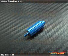 Hawk Creation CNC Metal Roller Button For Spektrum DX6i,7S,8,9 (Blue)