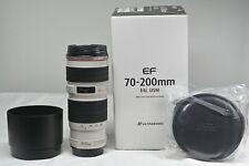 Canon EF 70-200 mm F/4.0 L USM Objektiv, Aussteller ( inkl. MWSt )