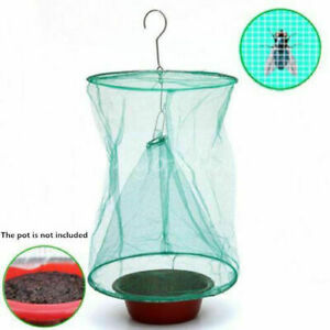 AU Fly Bug Insect Net Pest Drosophila Catcher Killer Cage Trap Mosquito Capture