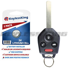 Keyless Remote Key for 2011 2012 2013 2014 Subaru Outback Legacy CWTWB1U811