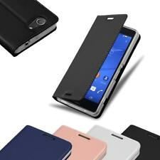 Case for Sony Xperia Z3 COMPACT Phone Cover Mat Protective Wallet Book