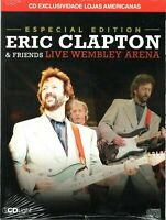 Eric Clapton & Friends CD Live Wembley Arena Brand New Sealed