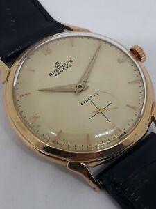 Vintage Breitling  Beautiful watch, no resrve price