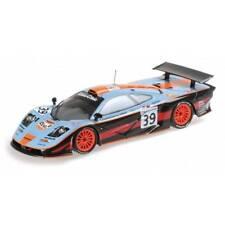 McLaren F1 GTR Gulf Team Davidoff #39 24H Le Mans 1997 - 1:18 - Minichamps