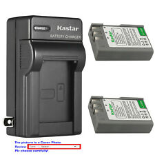 Kastar Battery AC Wall Charger for EN-EL9a MH-23 & Nikon D40 SLR Digital Camera