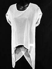 plus sz XXS/ 12  TS TAKING SHAPE  Millennium Top Tunic Sheer  Cover Up  NWT!$129