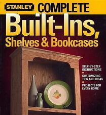 Complete Built-Ins, Shelves & Bookcases