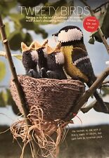 ALAN DART'S TWEETY BIRDS KNITTING PATTERN