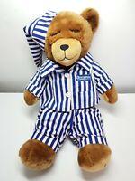 "Dreams Beds Sleepy 12"" Teddy Bear In Pyjamas Advertising Soft Plush Toy Large"