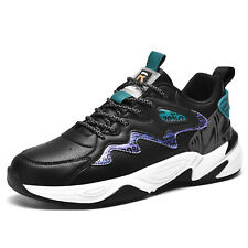 Men's Fashion Sports Shoes Breathable Comfortable Tennis Running Athletic Shoes