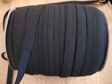 Lot of New*10**yards.black 1/2 Inch  Width  Elastic
