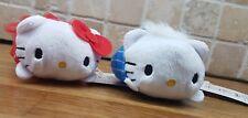 Sanrio Hello Kitty & Dear Daniel Mamepuchi Plush Set *Loot Crate Exclusive* mini