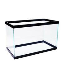 Aquarium 10 Gallon Fish Tank Glass Aqua Culture Sturdy Water Reliable ***BEST***