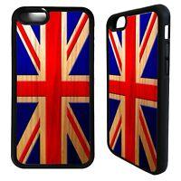 Union Jack Flag UK United kingdom case cover for iphone 5 5c SE 6 6S 7 8 plus X