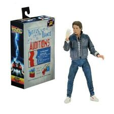 BACK TO THE FUTURE Action Figure Ultimate Marty McFly Audition ver 17 cm by NECA