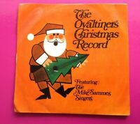 E319, The Ovaltiners Christmas Record, Mike Sammes, 33rpm Single, Ex Condition