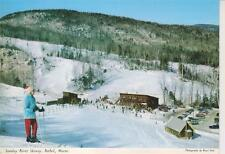 "Ski Poster "" Sunday River Skiway 1950's"" Bethel ME Maine"