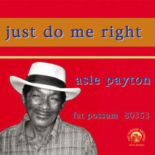 ASIE PAYTON - Just Do Me coté droit NOUVEAU CD
