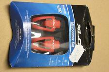 NEUF : Pour Velo, VTT, kit mini-projecteurs XLC CL-10S Noir/Rouge a LED