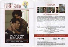 cofanetto+DVD NUOVO SIGILLATO Film Una giornata particolare di Ettore Scola