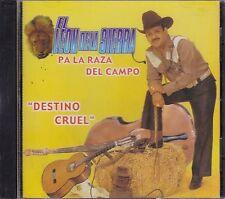 El Leon de la Sierra Destino Cruel Pa la raza del campo CD New Nuevo Sealed