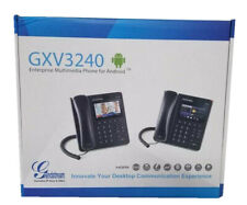 Grandstream GXV3240 Multimedia IP Phone for Android VoIP +FreeShip