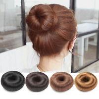Hair Accessories Wig Bun Donut Styler Maker Hair Extension Ring Shaper Blonde