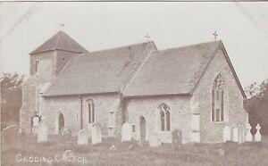 The Church, GEDDING, Suffolk RP