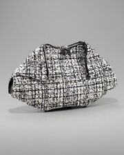 Alexander McQueen Printed De Manta Clutch New With Tags & Dust Bag